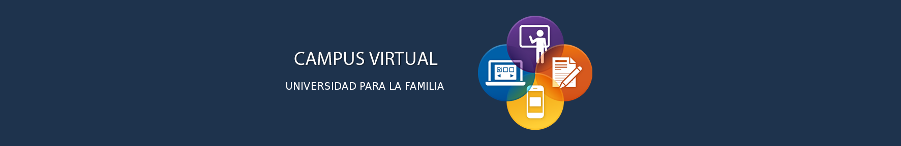 universidad para la familia - Campus Virtual